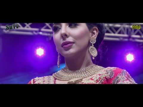 Asian bride fashion show London 2016