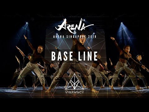 [2nd Place] Base Line | Arena Singapore 2019 [@VIBRVNCY Front Row 4K]
