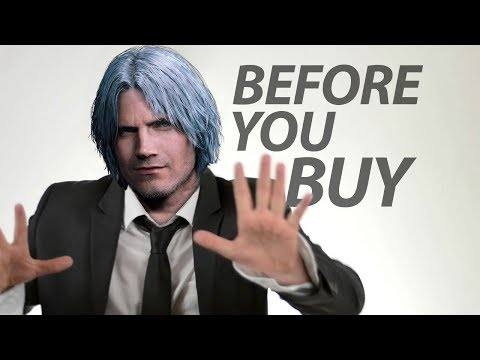 Devil May Cry 5 - Before You Buy thumbnail