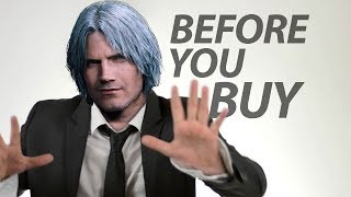 Devil May Cry 5 - Before You Buy (Video Game Video Review)