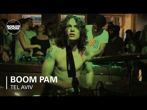 Boom Pam Boiler Room Tel Aviv Live Set