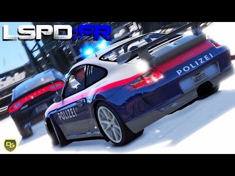 GTA 5 LSPD:FR #109 - Österreichs schnellste Polizei! - Deutsch - Grand Theft Auto 5 LSPDFR