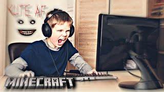 Chuyện Ngắn: Cậu Bé Tâm Thần Chơi Minecraft - Thú Vui Sưu Tầm Đầu?