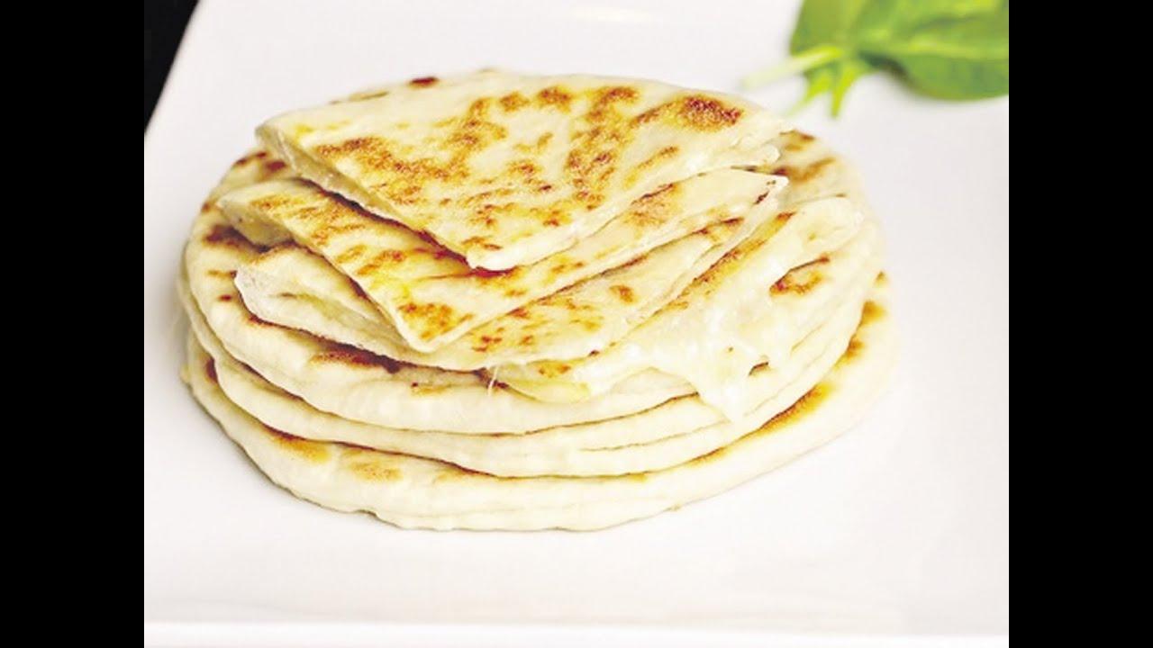 рецепт вкусных сырных лепешек