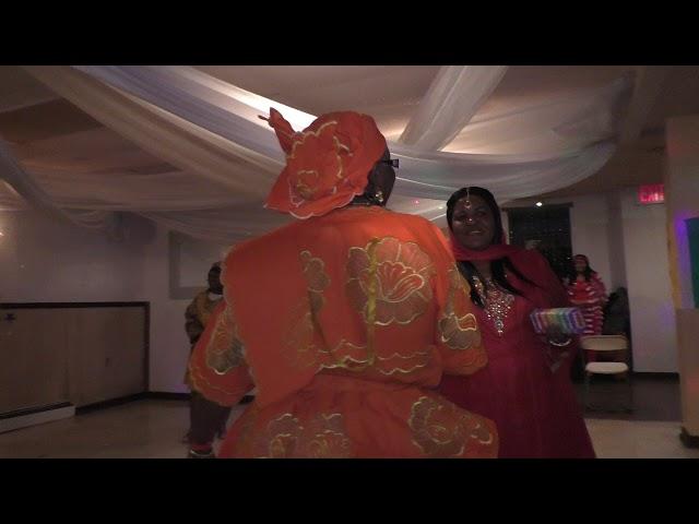 Srefidensi Celebration 2018 NY Master Kaseko Koto things