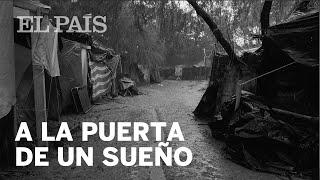 #MIGRACIÓN   Campamento de migrantes de Matamoros, Tamaulipas.