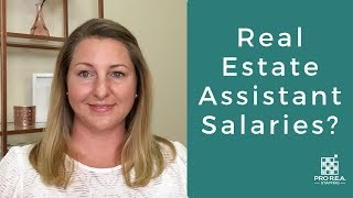 What is an average Real Estate Assistant Salary? (Salary + Bonus info)