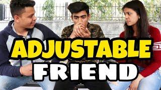 ADJUSTABLE FRIEND || USE HEADPHONE || RB KI VINES