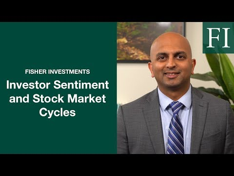How Does Investor Sentiment Relate to Markets? Fisher Investments Explains
