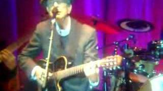Leonard Cohen Dublin 2008 - I Tried To Leave You