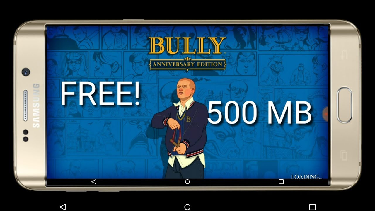 How to download Bully: Anniversary Edition for free in android (Hindi) #1