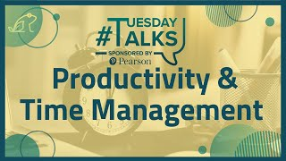 How to Stay on Top of Your Schoolwork (Productivity & Time Management)   #TuesdayTalks