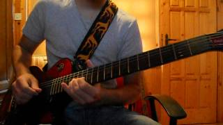 The Temple of The King-Guitar cover