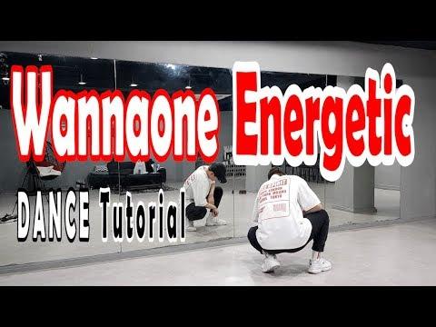 [Dance Tutorial] Wannaone - Energetic (Count + Mirrored) 안무배우기