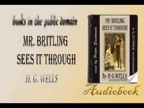 Mr. Britling Sees It Through audiobook H. G. WELLS