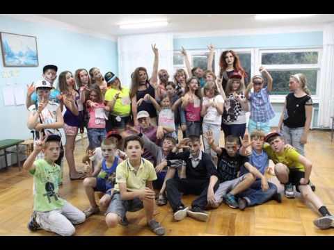 Лагерь Золотой колос 2015, первая смена, 5 отряд Молодежь