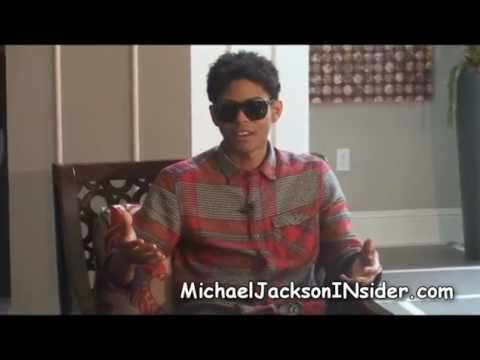 B Howard interview-Is he Michael Jackson's son? & More!