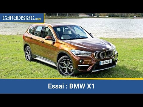 essai bmw x1 retour en force youtube. Black Bedroom Furniture Sets. Home Design Ideas