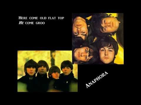 the beatles argument It wasn't released that way in the end the other beatles, particularly george  harrison, argued that whatever disagreements they had with the.