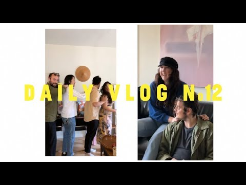 MARCH Daily Vlog No.12 - Cereal Bar