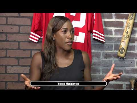 The Sports Break with Renee Washington- August 22 - NFC/AFC South