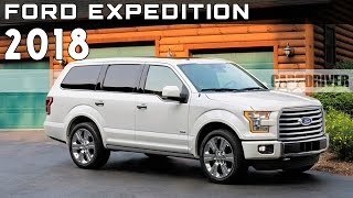 2018 Ford Expedition Review Rendered Price Specs Release Date