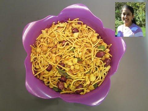 Kerala Mixture / Mixture / Homemade Spicy Mixture - Episode 8