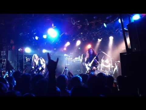 White Wizzard LIVE in JAPAN 5/12/2012