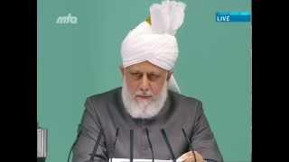 2013-02-01 Wahre Liebe zum Heiligen Propheten Muhammad (saw)
