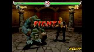 Mortal Kombat Deadly Alliance Moloch Gameplay