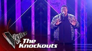 Roger Samuels' 'Grace' | The Knockouts | The Voice UK 2019