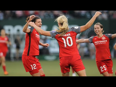 NWSL MATCH HIGHLIGHTS | Portland Thorns FC 3, Houston Dash 1 | July 15, 2018
