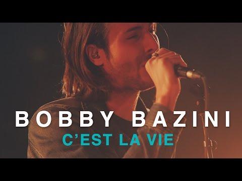 Bobby Bazini | C'est la Vie | Live In Studio