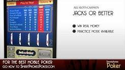 All Slots mobile Casino Jacks or Better - Mobile V. Poker App Casino Game