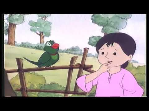Kokborok cartoon Meena Count your chicken   YouTube 480p