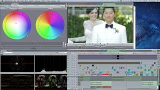 Final Cut Pro Color Correction for Wedding Videos with Ray Roman
