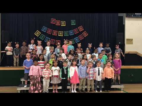 Silly Songs with Chesterbrook Academy Elementary School's Pre-K