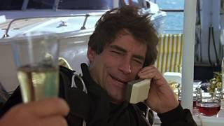 THE LIVING DAYLIGHTS   Opening Scene