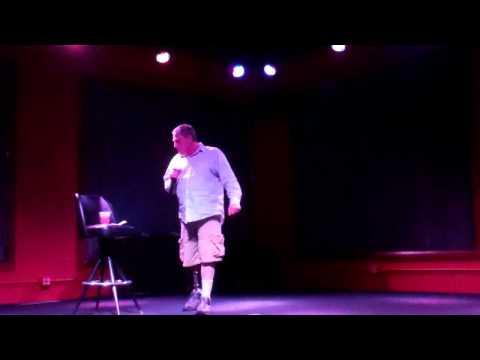"""""""Jeff Burdette The One Legged Comedian"""""""