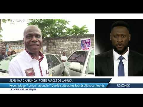 RDC - La coalition Lamuka demande le décompte des votes bureau par bureau