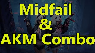 Midfail & AKM Combo | Fun gameplay | 9mm atrocity | Tamil |