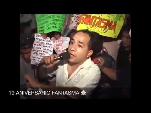 SONIDO FANTASMA CJ 19 ANIVERSARIO LA DANZA DEL DECIERTO