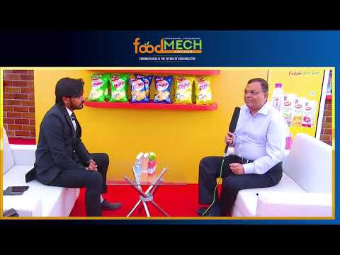 Foodmech Asia Exhibition - 2020 ( Euro India Fresh Foods Ltd)