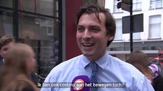 Thierry Baudet Brengt Flitsbezoek Aan Gelderland