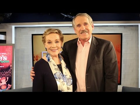 Julie Andrews says she's 'unbelievably lucky'