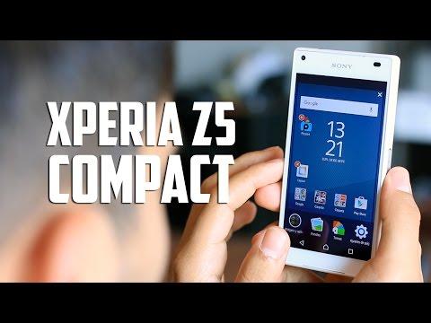 Sony Xperia Z5 Compact, review en español