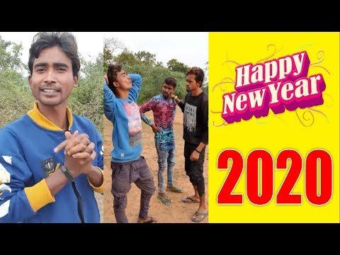 Happy New Year 2020 | Prince Kumar Comedy | PRIKISU Comedy | Vigo Video
