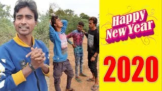 Happy New Year 2020 Prince Kumar Comedy PRIKISU Comedy Vigo
