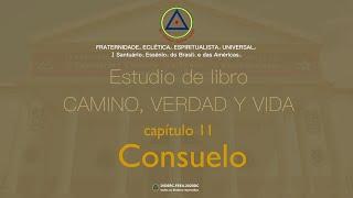 Estudio de libro CAMINO, VERDAD y VIDA - Cap. 11 Consuelo