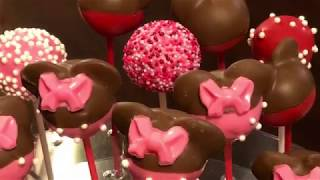 Gambar cover Disney's Minnie & Mickey Mouse Cakepops
